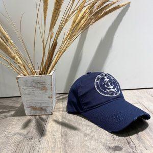 Amrum Cap dunkelblau 12,95€
