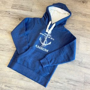 Amrum Hoodie jeansblau - 69,95€
