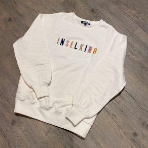 Inselkind Sweatshirt ecru - 89,95€